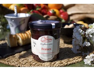 Confiture Terroir - fraises
