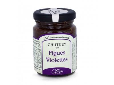 Chutneys de Figues violettes