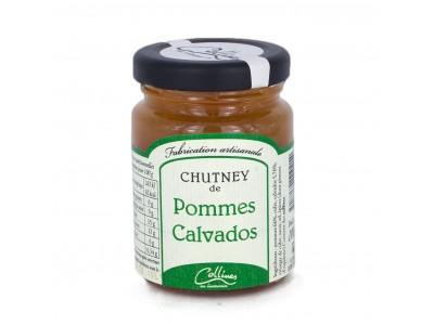 Chutneys de Pommes / Calvados