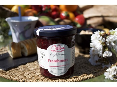 Confiture Terroir - Framboises