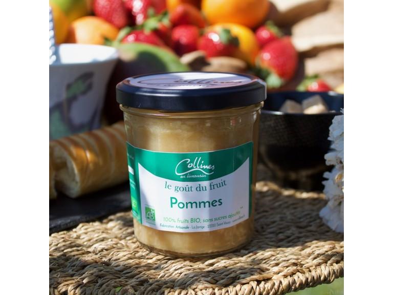 100% Fruits BIO Pommes