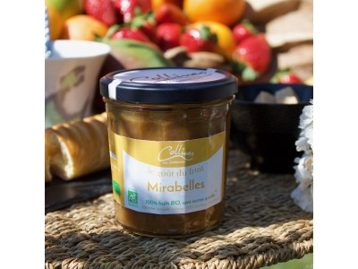 100% Fruits BIO Mirabelles