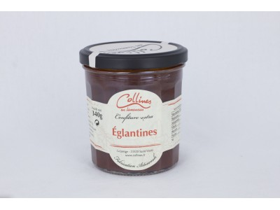 Confiture Terroir - Eglantines