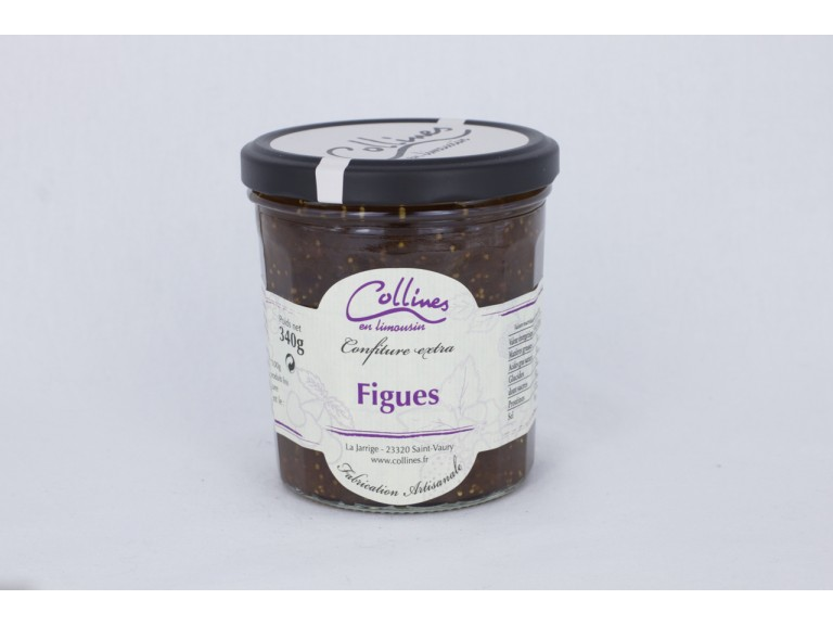 Confiture Terroir - Figues