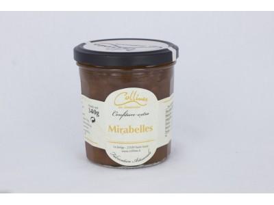 Confiture Terroir - Mirabelles