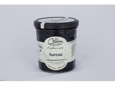 "Confiture ""Terroir"" - Sureau"