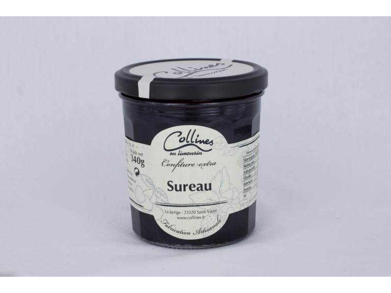 Confiture Terroir - Sureau