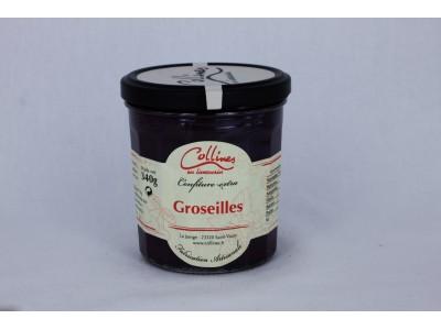 Confiture Terroir - Groseilles