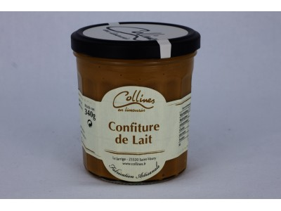 Confiture Terroir - Lait