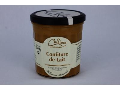 Confiture Terroir - Lait