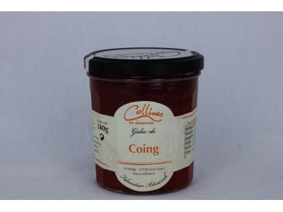 Confiture Terroir - Gelée de Coings