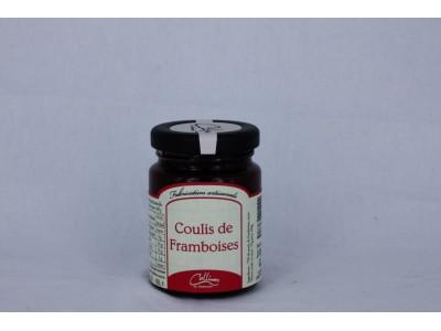 """Coulis Framboises """"Terroir"""""""